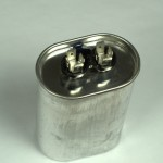 QC Oval S-Series Capacitor