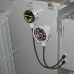 Custom T/R set with enclosure for current limiting reactor (CLR)