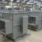 Multiple T/R sets in production