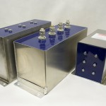 EC-Series Capacitors Stainless Steel Cans