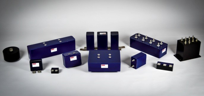 R-Series Capacitors Family