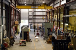 NWL High-Bay Transformer Manufacturing
