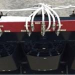 Military Transformer, 3-phase, 55 kva